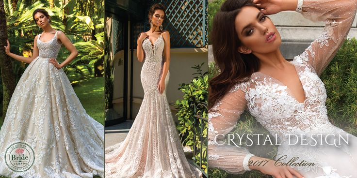 Crystal Couture, Fall 2017, as seen on dressfinder.ca