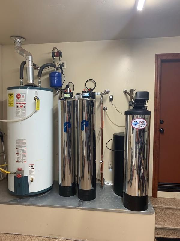 Review Photo 1 With Images Water Softener Water Filter Water Filtration
