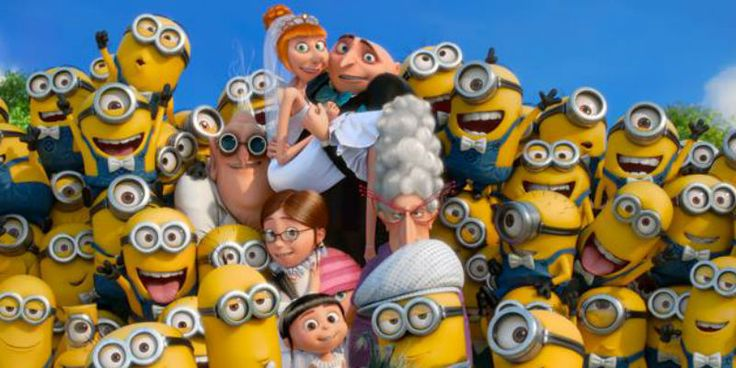 """ILLUMINATION ENTERTAINMENT UNVEILS RELEASE DATE FOR THREEQUEL ANIMATED FRANCHISE AFTER """"MINIONS"""" SET GLOBAL RECORD"""