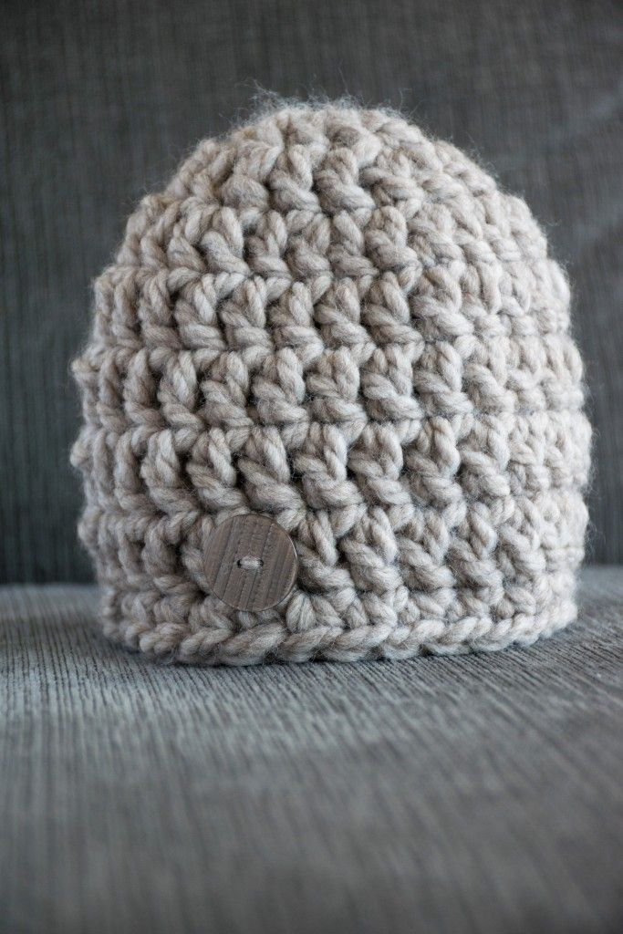 Free Knitting Pattern Chunky Baby Hat : 1000+ images about Crochet/Knitting on Pinterest Free pattern, Knitting sti...