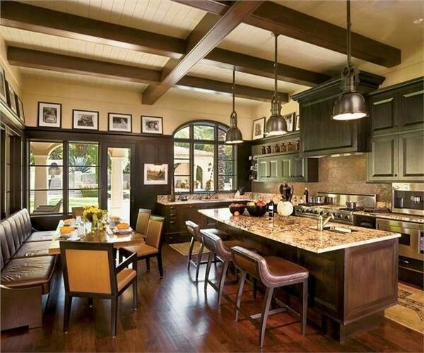 Celebrity Kitchens From Architectural Digest Lance Armstrong MY DREAM