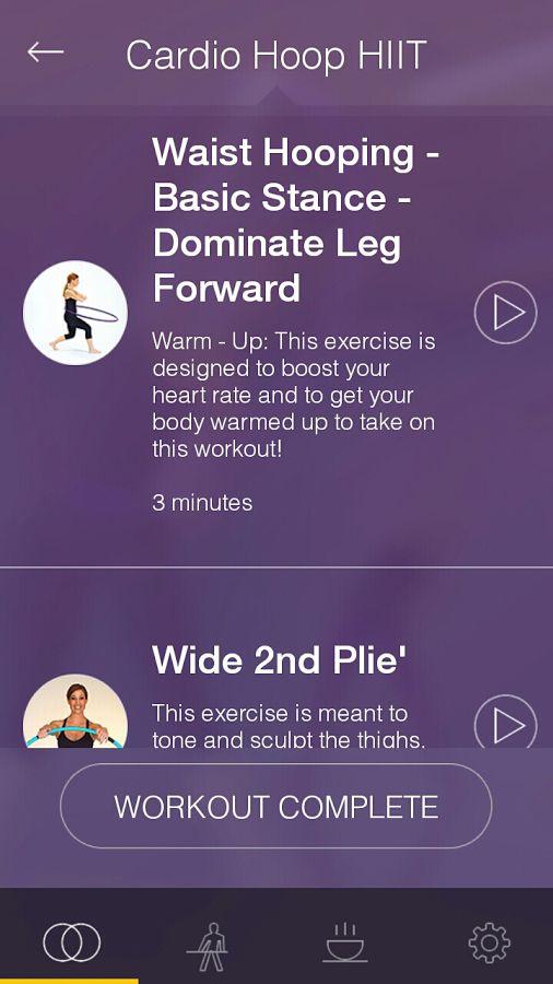 FXP Hula Hoop: Tone Your Body- screenshot