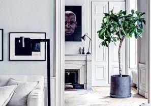 Frans appartement met jaloersmakend modern interieur