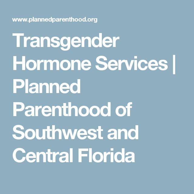 Transgender Hormone Services     | Planned Parenthood of Southwest and Central Florida