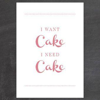 MANDAGSPRINT: CAKE