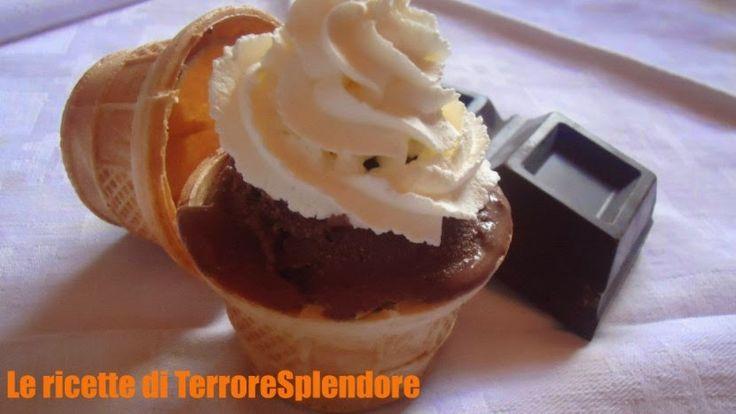Le ricette di TerroreSplendore: Gelato al cioccolato, senza uova, senza gelatiera