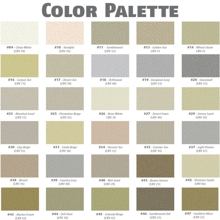 AHI Supply - Spectrum Stucco Products