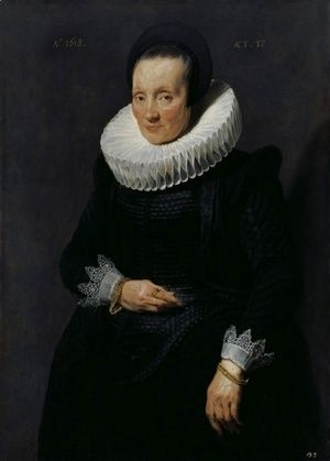Portrait of a Woman 1618