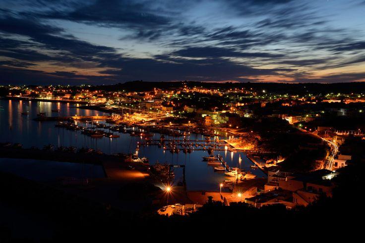 Photograph Santa Maria di Leuca by Night by NicoSebaste on 500px