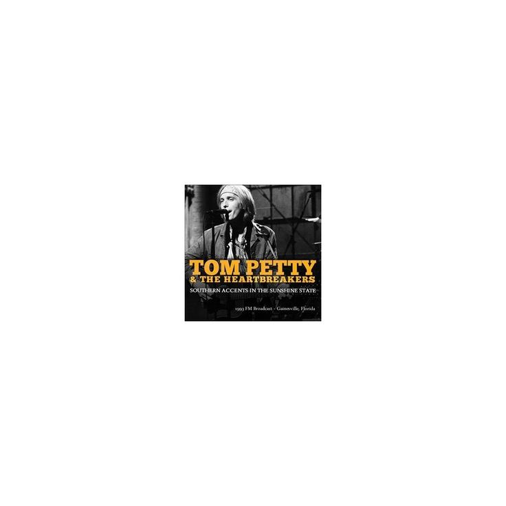 Tom & the hea petty - Southern accents in the sunshine stat (CD)