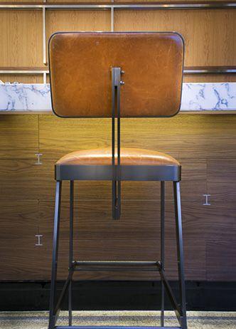 CALYPSO | hospitality furniture, sbar chair, furniture concept | #hospitalityfurniture #furnituresolutions #designer | More: http://www.designcontract.eu/furniture/modern-chairs-trendiest-hotel-restaurants/