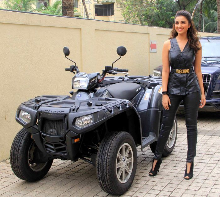 Pareeniti Chopra at the song  launch from the film Dhisoom