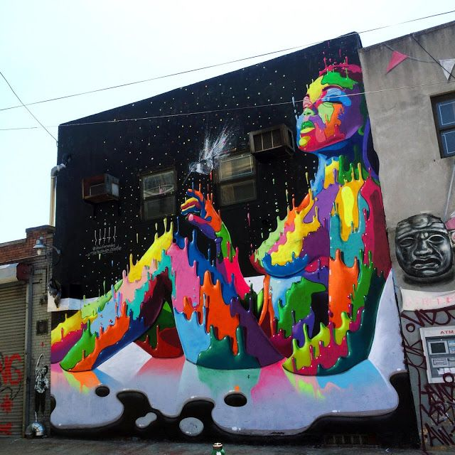 graphiste street art | Graphisme / Street art Si tu partages pas tu es fan de Phil Collins ...