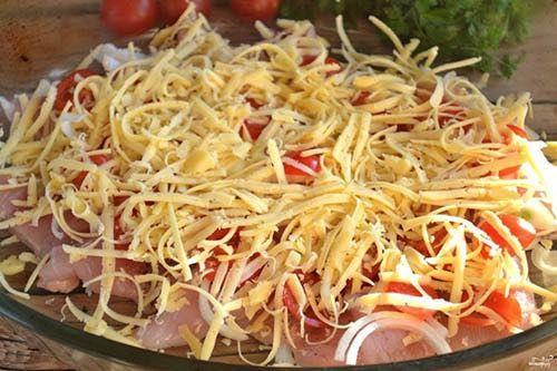 NapadyNavody.sk | Lenivý obed z kuracích pŕs s rýchlou 5 minútovou prípravou
