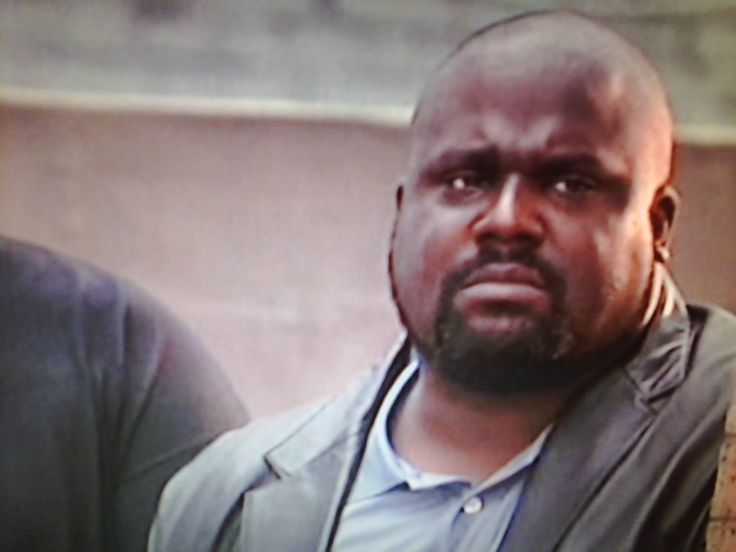 THE WIRE Fat Face Rick - See photos of the HBO Crime/Drama Baltimore TV series