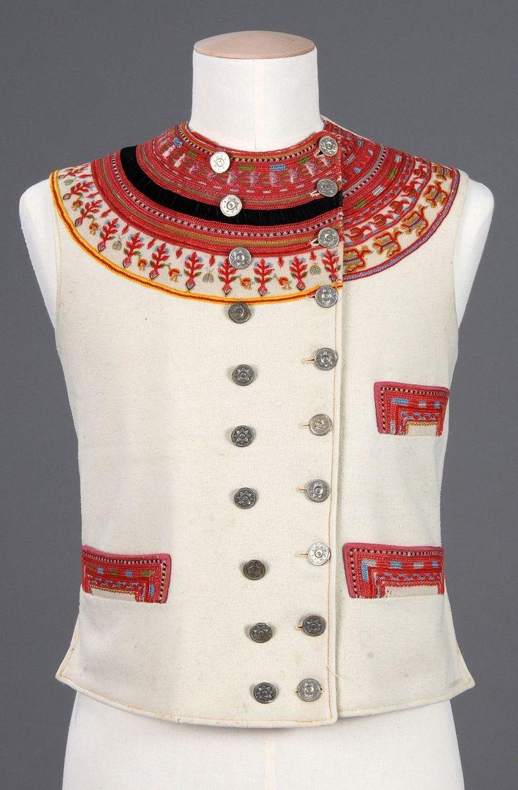 Le costume breton - Le costume comme identité bretonne