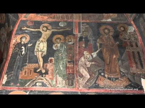 La chiesa di Bojana (Boyana Church) a Sofia – All'interno della chiesa si rimane colpiti dalla bellezza degli affreschi, dalla incredibile naturalezza dei volti raffigurati, e soprattutto al pensiero che siano stati dipinti anni prima del rinascimento italiano, come la pittoresca guida che accompagna e sorveglia i visitatori all'interno non si stanca mai di sottolineare decantando le meraviglie dei ritratti della principessa Desislava, del Sebastocrator Kaloyan, del Cristo pantocratore…