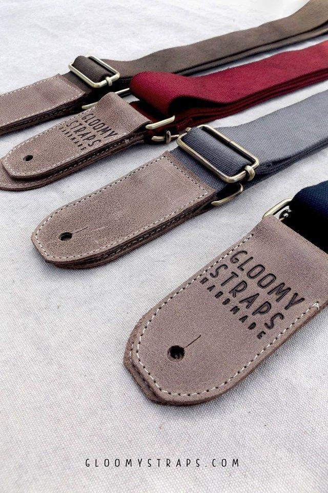Grunge Style - Handmade Guitar Straps