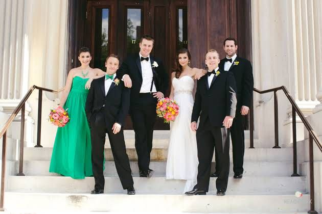 Bridesman? Man of Honor? Here's How to Include Your Male Best Friend in Your Wedding Party