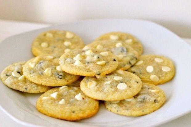 Cookies 'n' Cream cookies, via Sally's Baking Addiction #galletas #cookies #sallysbakingaddiction