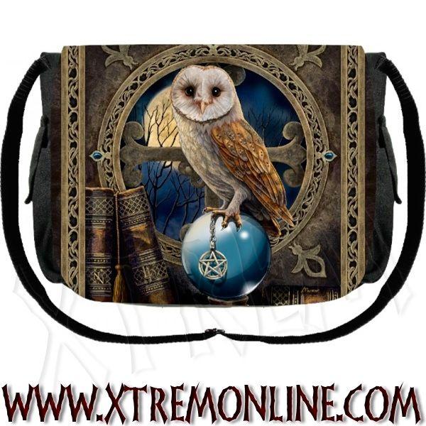 Bolso bandolera Guardián de los Hechizos de Lisa Parker XT3701 ¡Echa un vistazo a nuestra colección de bolsos de hadas y dragones! Todo en stock.