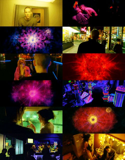 Enter the Void (2009). Sorry, too speechless. a wonderful-great-trippy movie