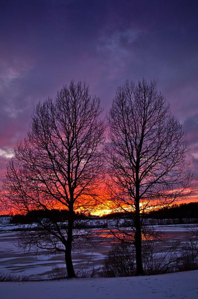 Sunset at Arungen by John Einar Sandvand on 500px