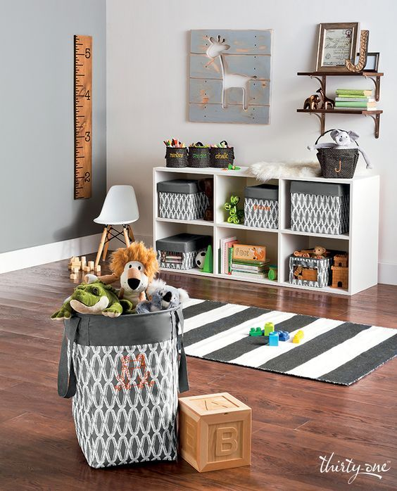 Organize your nursery -- Thirty-One Style! Shop now: mythirtyone.com/jnoel