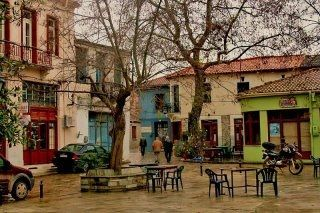 Pelion Mountain - Volos - Village Argalasti