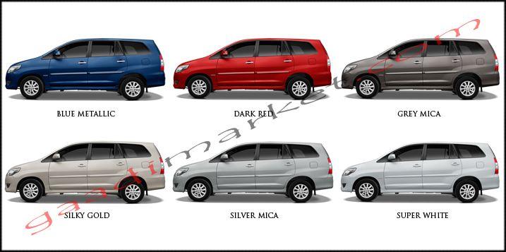 Toyota Innova Colours Bengaluru Pinterest Toyota Innova