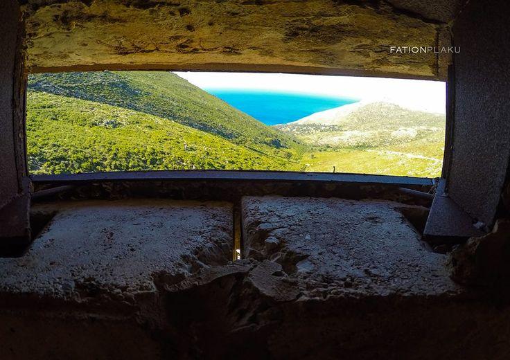 Grama Bay. Karaburun Peninsula. Vlore. Albania #grama #bay #peninsula #vlora #albania #visitalbania #landscapes #natgeotravel #natgeo #nationalgeographic #sunrise #adventure #hiking #sea #ioniansea #spring #photooftheday #followme #amazing #wildlife #nature #gopro #goprooftheday #brisan #fationplakuphotography #bestsummertrips #herophoto #landscape #hero4 #gopro4
