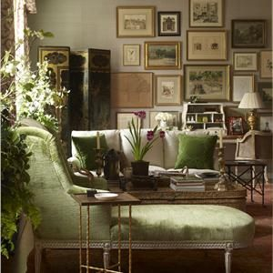 Charlotte Moss Decorates The Art Of Creating Elegant And Inspired Rooms Traditional Books Find This Pin More On Green Living Room