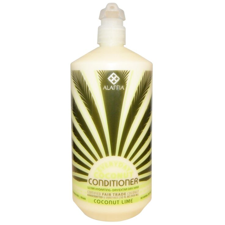 Everyday Coconut, Ultra Hydrating Conditioner, Coconut Lime, 32 fl oz (950 ml)