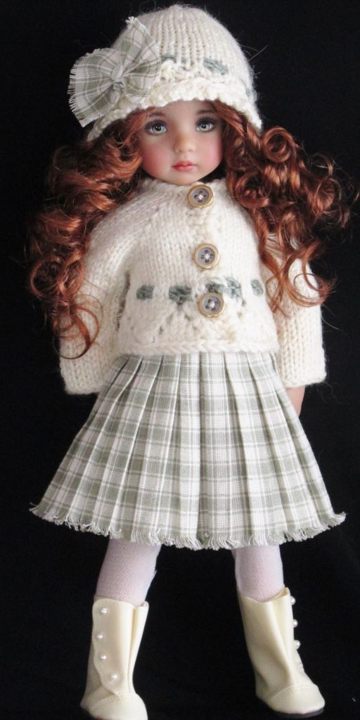 Handmade  set made for Effner little darling dolls