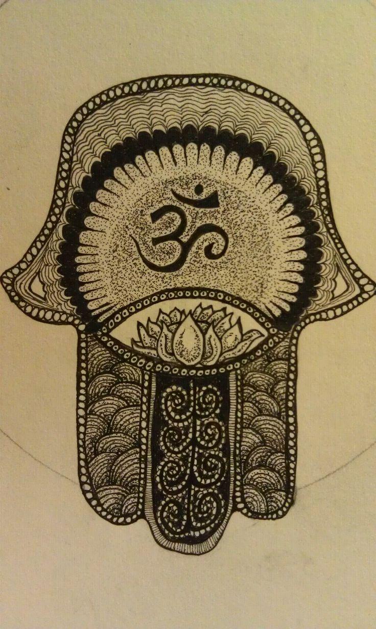 Hand Of Fatima 3 Via