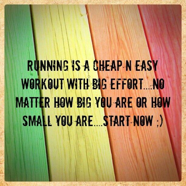 Running quotes