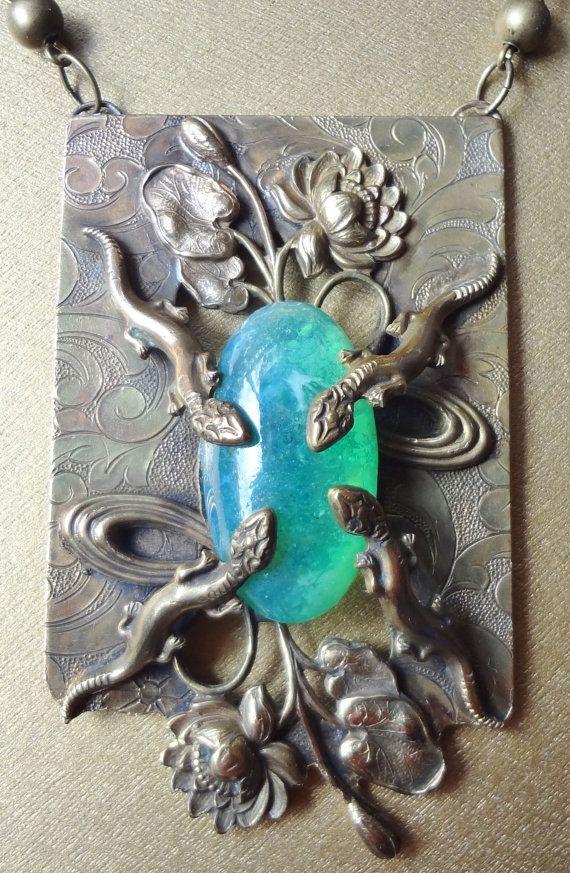 Art Nouveau Necklace | JV