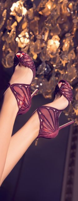 ~Kick up your heels | The House of Beccaria