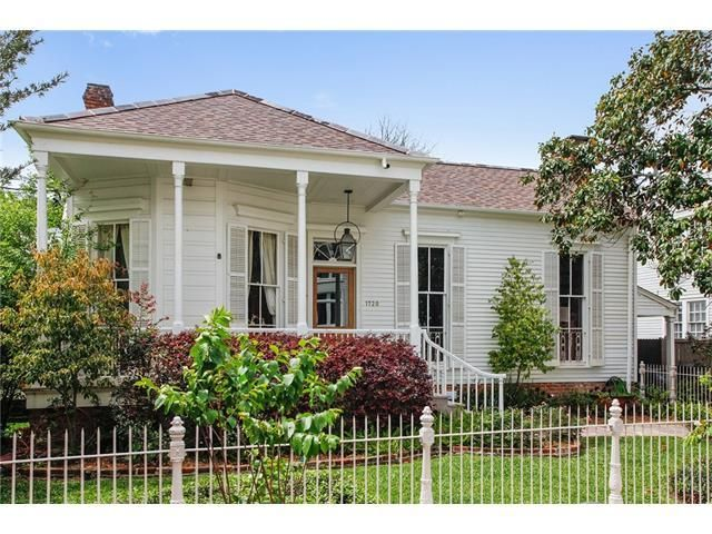 For Sale - See photos and descriptions of 1720 Valmont St, New Orleans, LA. This New Orleans, Louisiana Single Family House is 3-bed, 2-bath, listed at $910,000  MLS# 2096725. Casas de venta en New Orleans, LA.