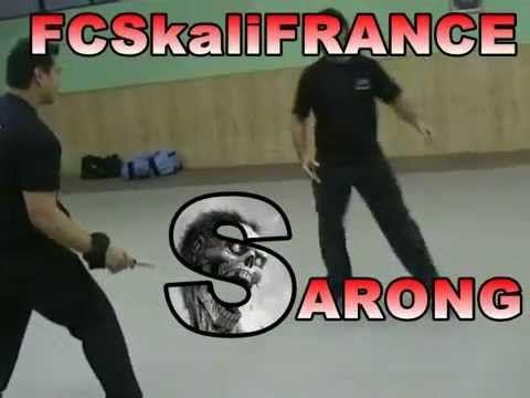 FCS KALI SARONG