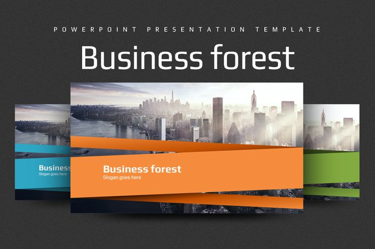 Business Forest by Good Pello on Creative Market