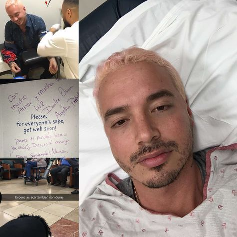 !Hola, a todos! Seguro se alarmaron cuando a través del Gordo y La Flaca se transmitió el reportaje sobre J Balvinsaliendo este martes del hospital ...