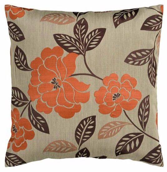 1000+ Ideas About Orange Throw Pillows On Pinterest