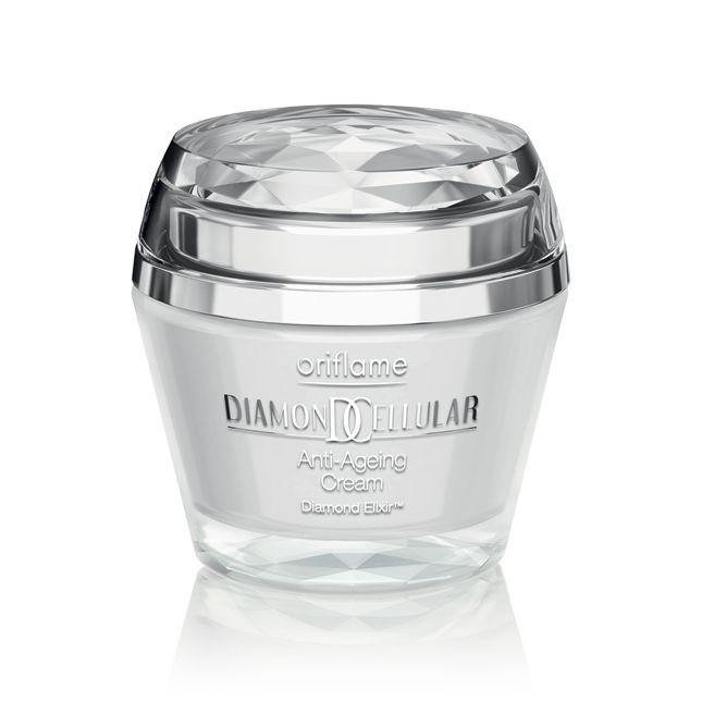 13659 Diamonds Cellular Anti-Ageing Cream - Oriflame cosmetics Produk favorit.