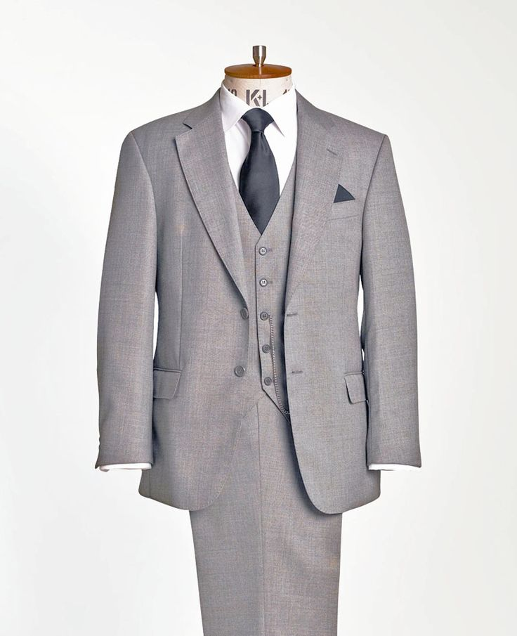Groomsmen Suits  http://www.suithiredirect.co.uk/ProductDetail/grey_pick_on_pick_short_jacket.html