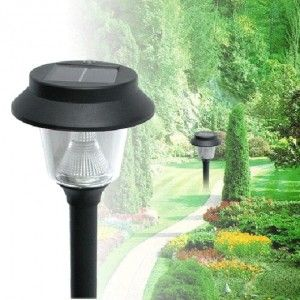Make you own emergency lighting this way.  http://www.survivorninja.com/how-to-convert-solar-yard-lights-to-emergency-lights/