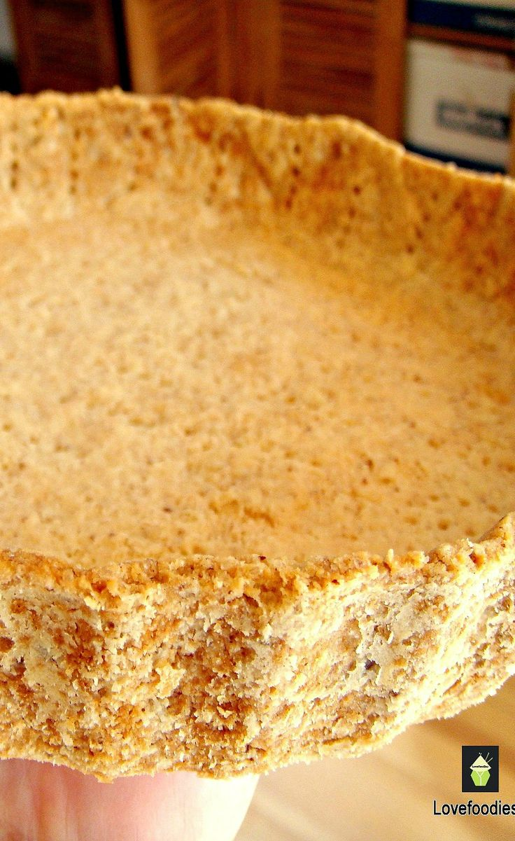 How To Make A Quick Basic Pie Crust, Sweet Or Savory, Great Tasting And
