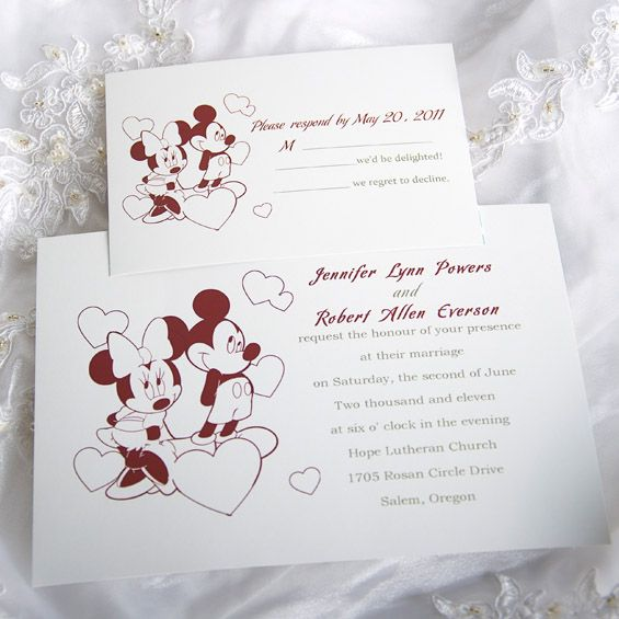 Best 25+ Disney Wedding Invitations Ideas On Pinterest
