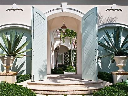 Palm Beach Entry Doors - total curb appeal.