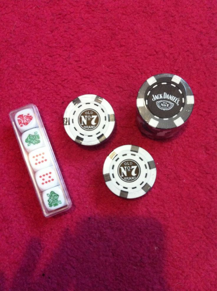 Jack Daniels Poker Chips   eBay